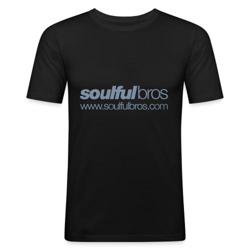 shirt2 - T-shirt près du corps Homme