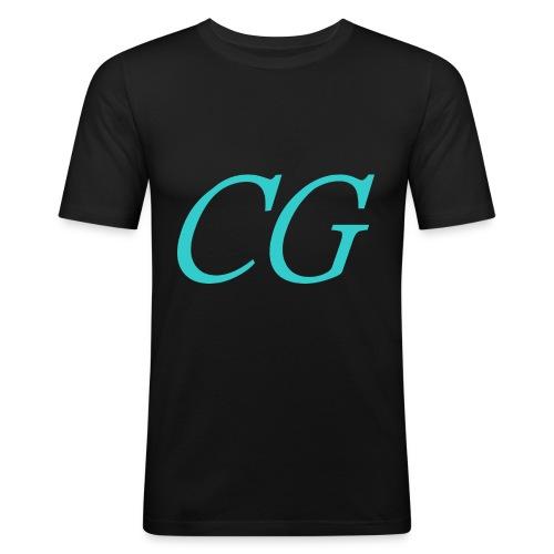 CG - T-shirt près du corps Homme