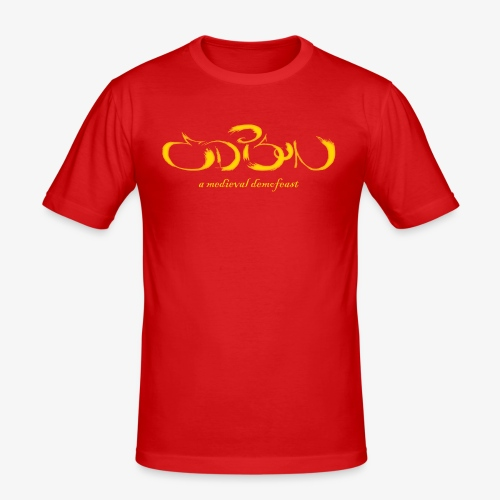 Edison 2018: A Medieval Demofeast T-SHIRTS & TOPS - Slim Fit T-shirt herr