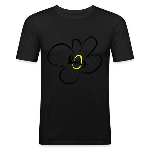 Gänseblümchen - Männer Slim Fit T-Shirt