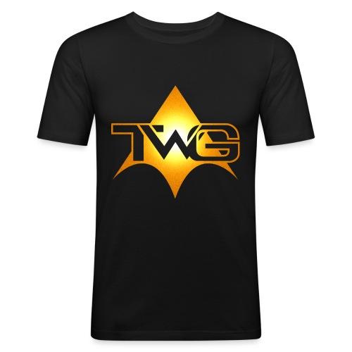 TWG Fit - T-shirt près du corps Homme