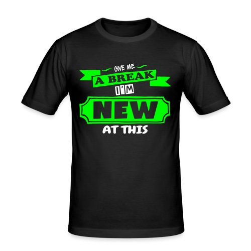 Give Me A Break - Men's Slim Fit T-Shirt