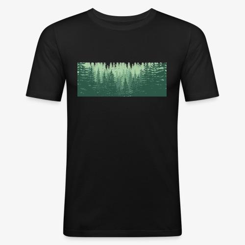 pineforest - Men's Slim Fit T-Shirt