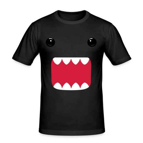 Nuku Mon - Männer Slim Fit T-Shirt