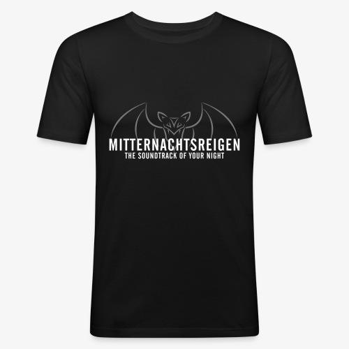Mr Flausi - Männer Slim Fit T-Shirt