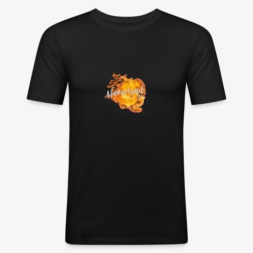 NeverLand Fire - slim fit T-shirt