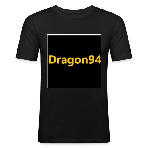 DawKlm-Sklep - Obcisła koszulka męska