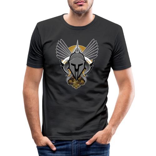 Warrior - T-shirt près du corps Homme