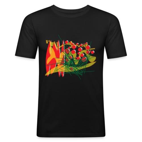 smackdown - Men's Slim Fit T-Shirt