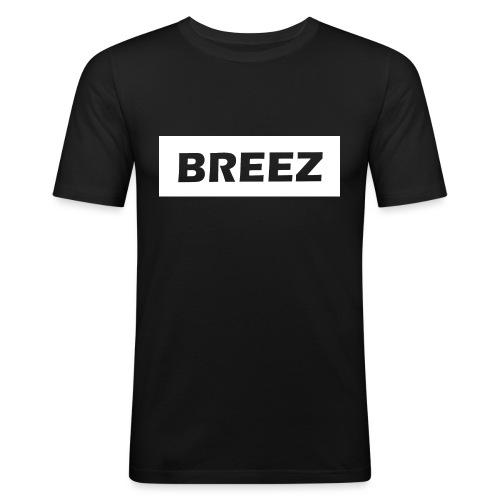 Breez Identity II - Herre Slim Fit T-Shirt