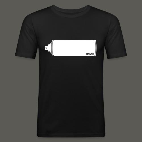 CPHMASS_LOGO_Can - Herre Slim Fit T-Shirt