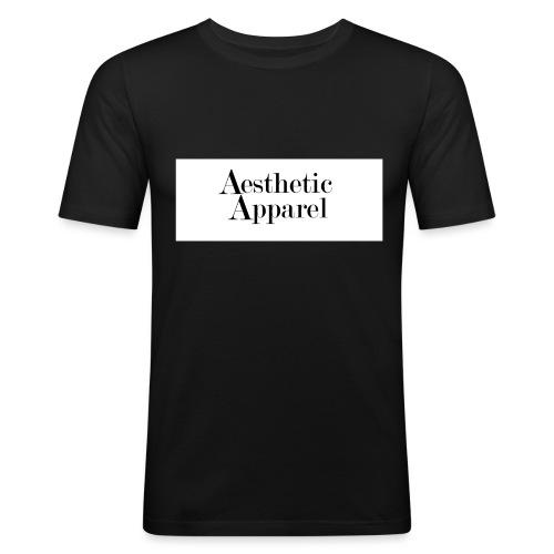 Aestehtic Apparel - Männer Slim Fit T-Shirt
