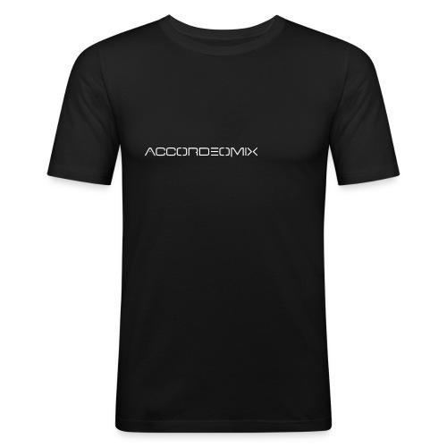 ACCORDEO logo png - T-shirt près du corps Homme