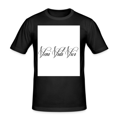 veni vidi vici - Men's Slim Fit T-Shirt