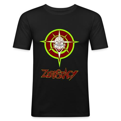 zpowerz - T-shirt près du corps Homme