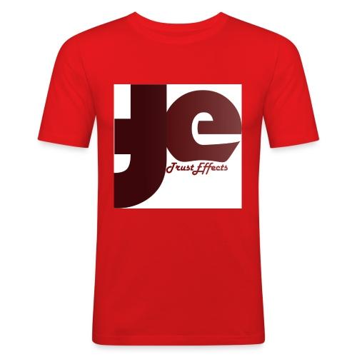 company logo - Men's Slim Fit T-Shirt