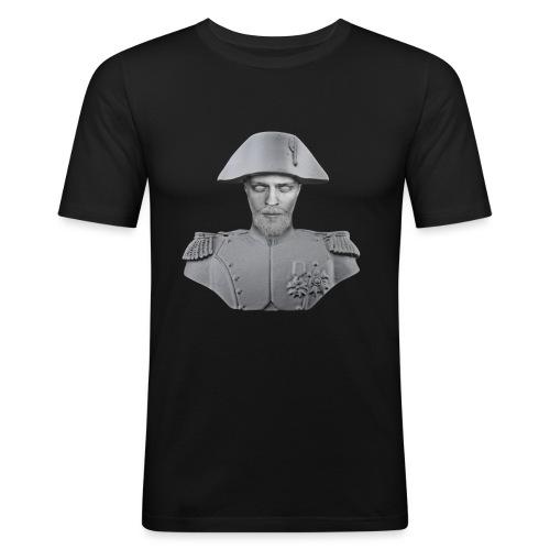 ShimmyMC Napoleon T-Shirts - Männer Slim Fit T-Shirt