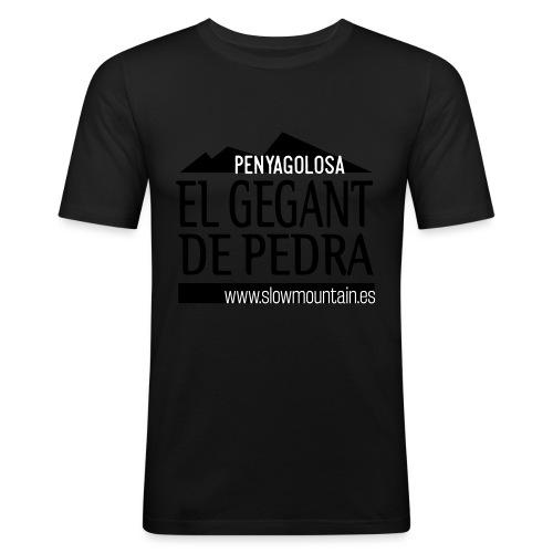Penyagolosa - Camiseta ajustada hombre