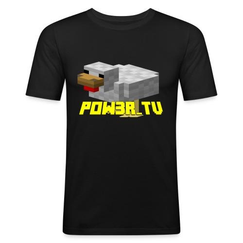 POW3R-GAIZ-MAGLIA (EDIZIONE SPECIALE) - Maglietta aderente da uomo