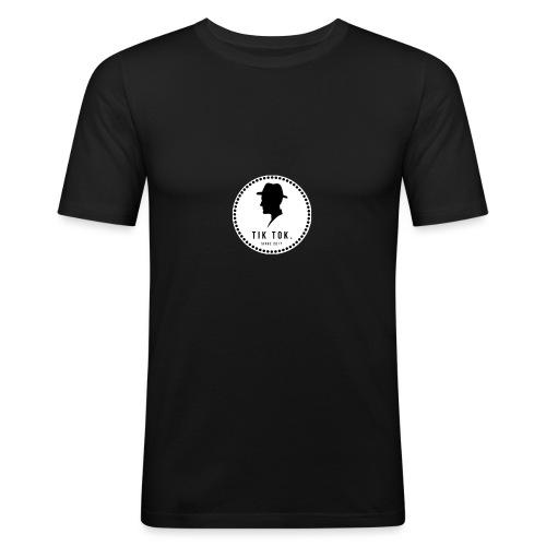 Tik Tok Clothing - Herre Slim Fit T-Shirt