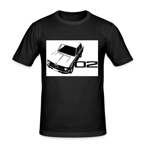 2002 - Männer Slim Fit T-Shirt
