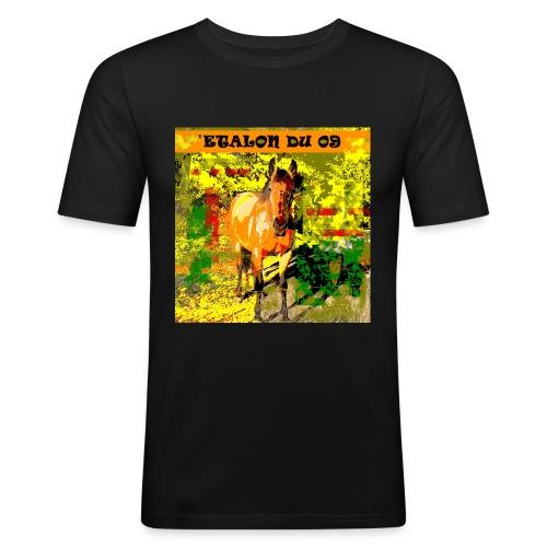 CHEVAL ETALON - T-shirt près du corps Homme