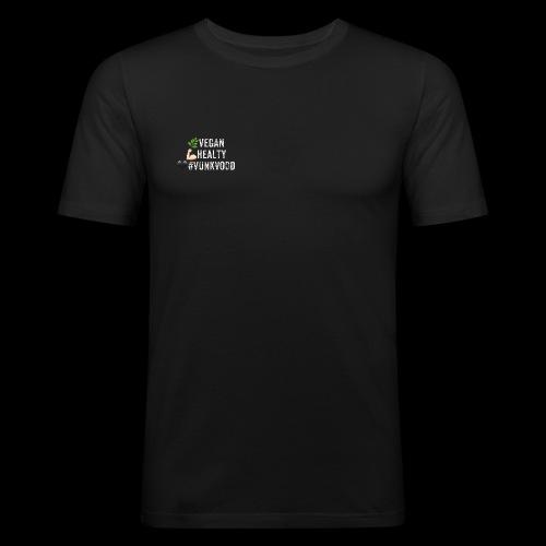 #vunkvood - Männer Slim Fit T-Shirt