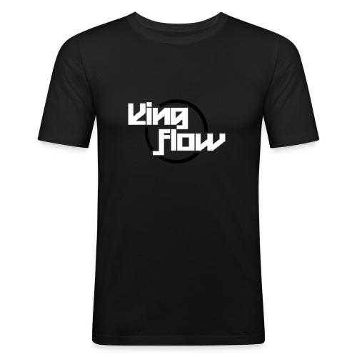 King Flow - Camiseta ajustada hombre