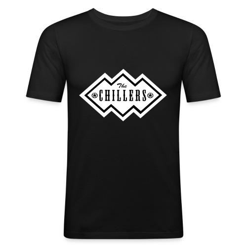 The Chillers - T-shirt près du corps Homme