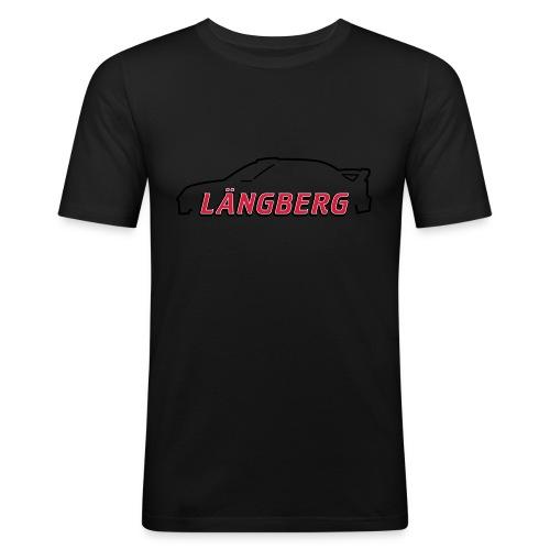 logotype Laengberg - Slim Fit T-shirt herr