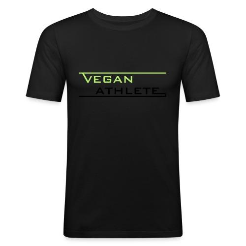 VEGAN ATHLETE - Männer Slim Fit T-Shirt