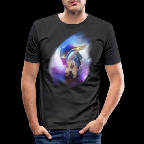 Polarities Armadillo - Men's Slim Fit T-Shirt