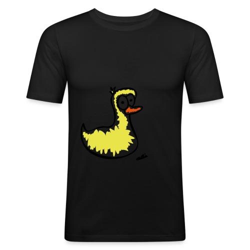 Ente - Männer Slim Fit T-Shirt