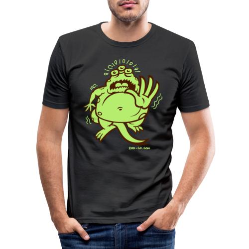 Fearful Monster - Men's Slim Fit T-Shirt