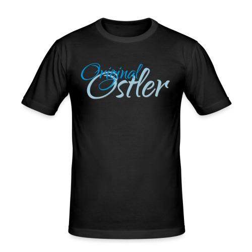 Original Ostler - Männer Slim Fit T-Shirt
