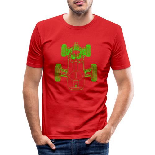 Formula Racing - Men's Slim Fit T-Shirt