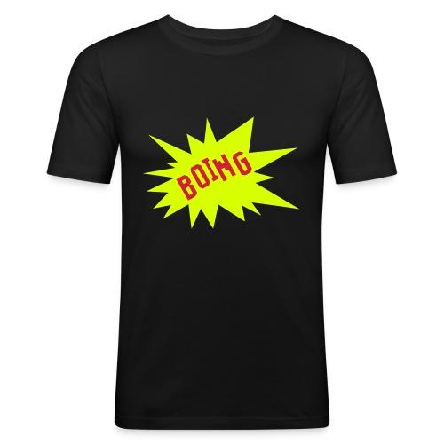 boing - T-shirt près du corps Homme