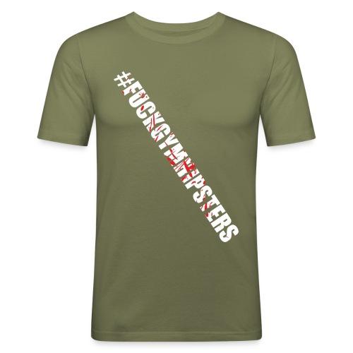 fgh - Obcisła koszulka męska