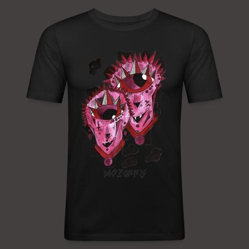 Gemeaux original - T-shirt près du corps Homme