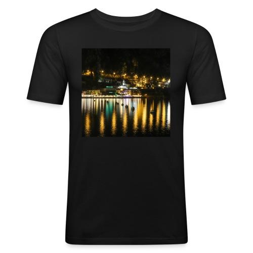 Limone sul Garda - Männer Slim Fit T-Shirt