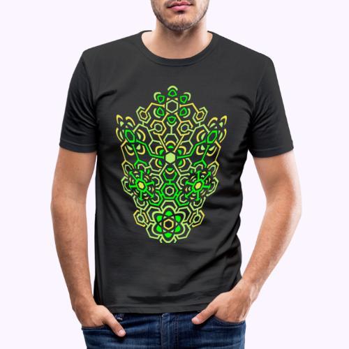 LectroMaze Beta - Men's Slim Fit T-Shirt