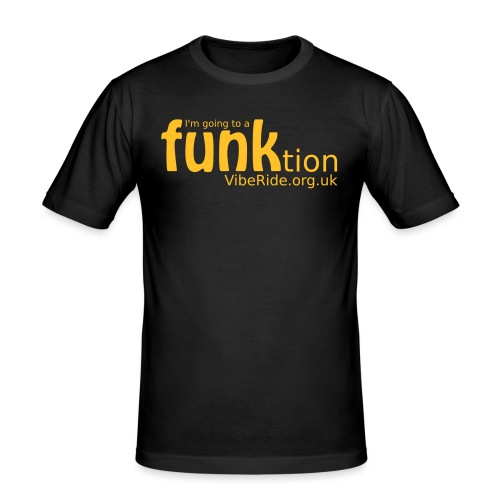 I m Going To A Funktion - Men's Slim Fit T-Shirt