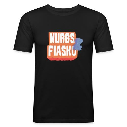 T Shirt Nurbs and Fiasko png - T-shirt près du corps Homme