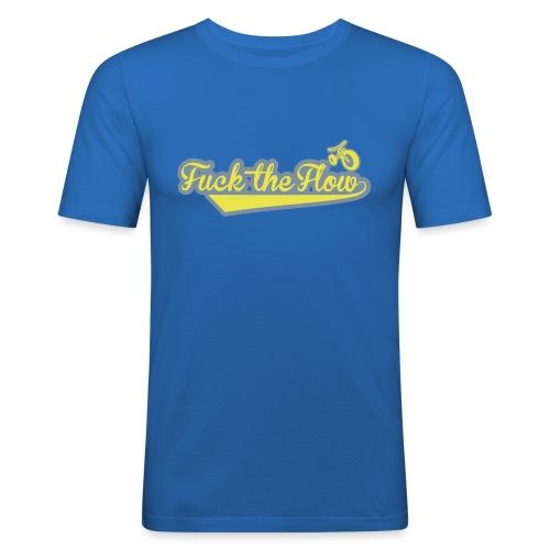 FTF sports - Maglietta aderente da uomo