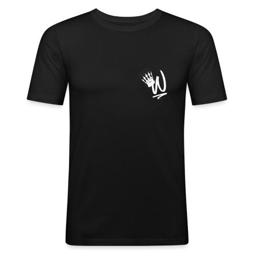 Official ItzWilz T-Shirt - Men's Slim Fit T-Shirt