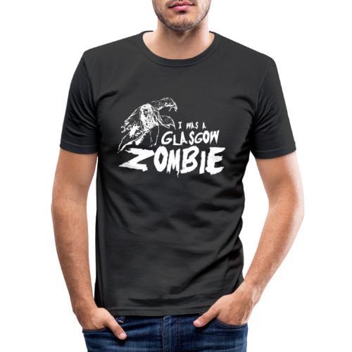Glasgow Zombie - Men's Slim Fit T-Shirt