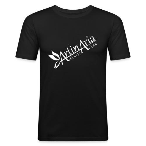 Artinaria Aerial Lab - Maglietta aderente da uomo