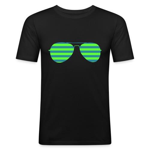 Poser - Männer Slim Fit T-Shirt
