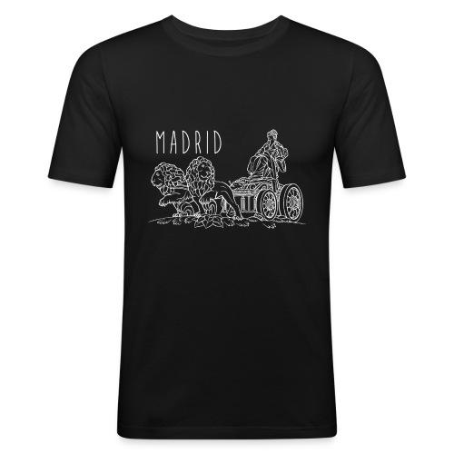 CIBELES BLANCO - Camiseta ajustada hombre
