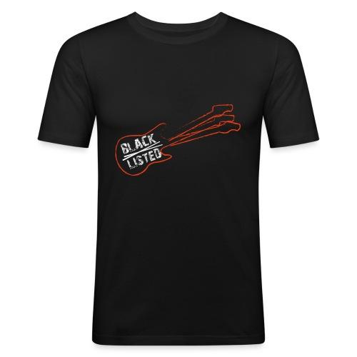 Blacklisted logo - T-shirt près du corps Homme